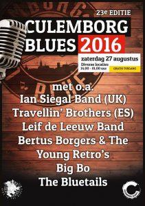 Culemborg Blues 2016